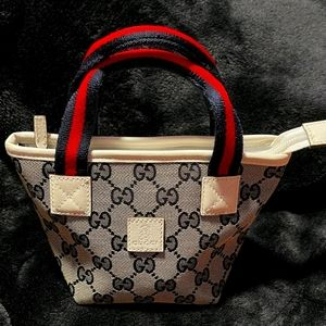 Authentic Gucci Children's Bag - Just Like Mommy!